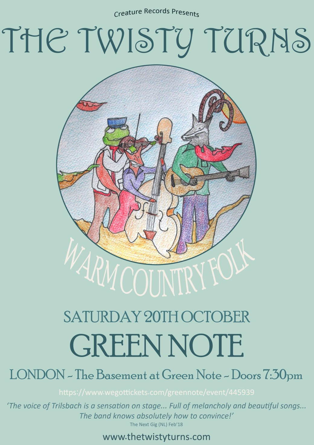 green note 20.10 small